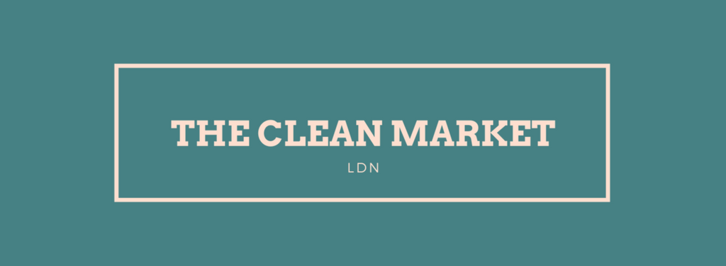 The Clean Market Logo