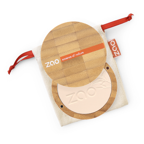 Zao Refillable Compact Powder - The Clean Market