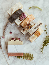 Natural Luxury Soap - Gardener's, Hands of Nature, The Clean Market
