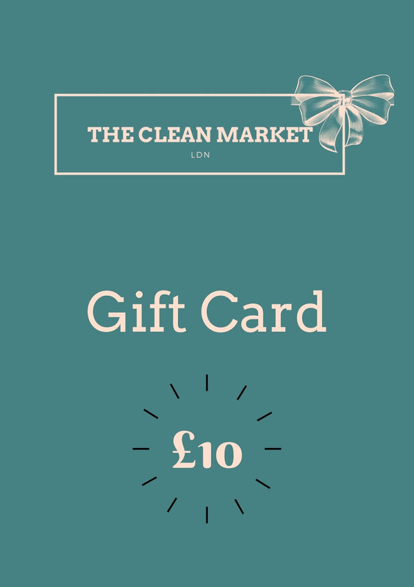 Gift Card, The Clean Market , The Clean Market