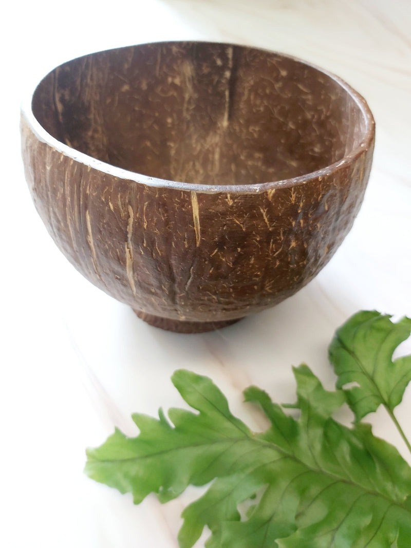 Natural Coconut Bowl, Zero Waste Club, The Clean Market