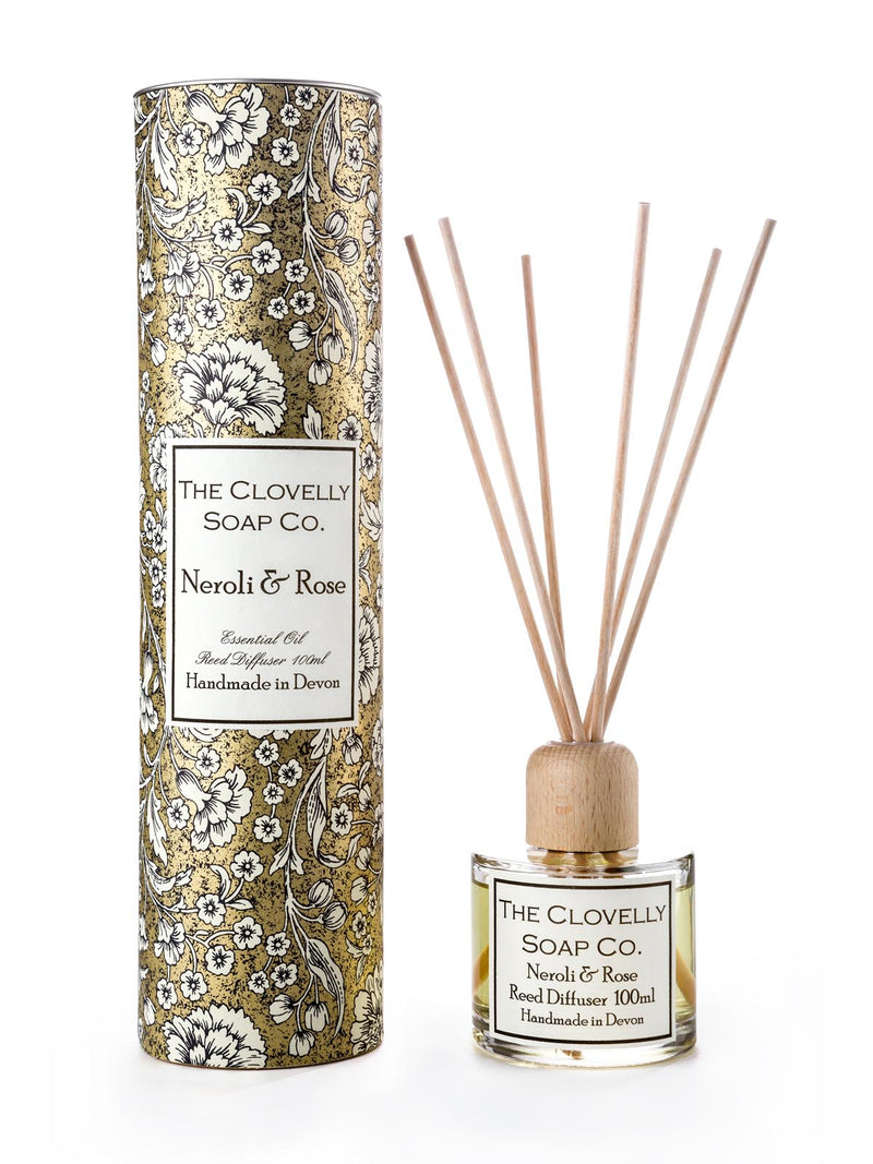 Augeo Reed Diffuser - Neroli & Rose - The Clean Market
