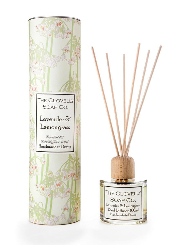 Augeo Reed Diffuser - Lavender & Lemongrass