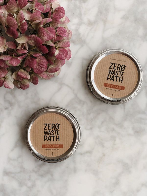 Multipurpose Balm - Happy, Balm, Zero Waste Path, - The Clean Market