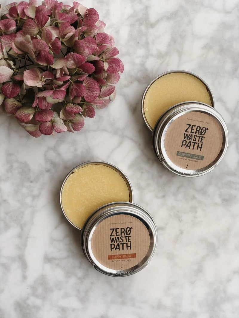 Multipurpose Balm - Happy - The Clean Market