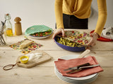 Vegan Wax Wrap - Medium Kitchen Pack (1 Small, 1 Medium & 1 Large), Food Wrap, The Beeswax Wrap Company, - The Clean Market