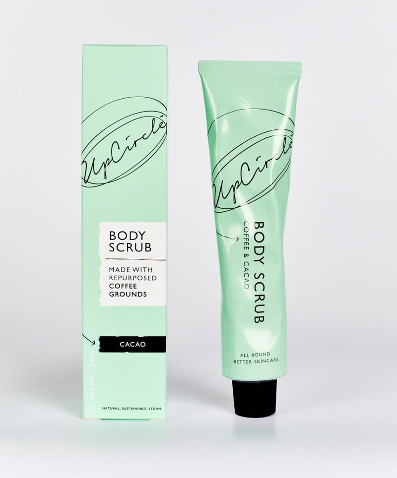 Body Scrub - Cacao, Upcircle, The Clean Market