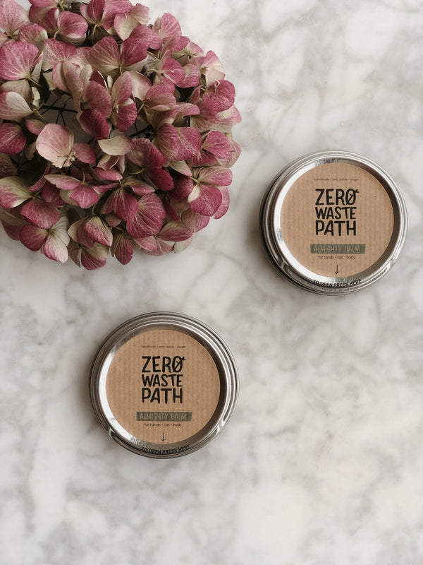 Multipurpose Balm - Almighty, Balm, Zero Waste Path, - The Clean Market