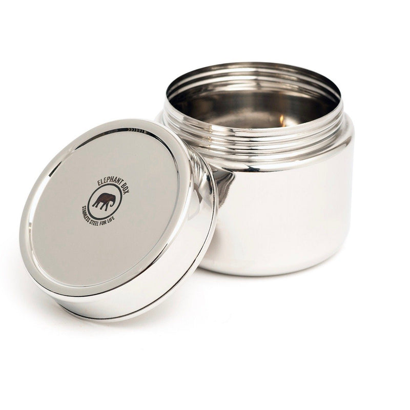 Round Leakproof Canister - Elephant Box, Elephant Box, The Clean Market