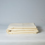 Linen Flat Sheet - Oyster White - The Clean Market