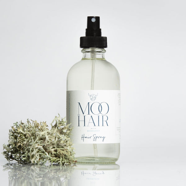 Moo Hair Spray, Moo Hair, The Clean Market