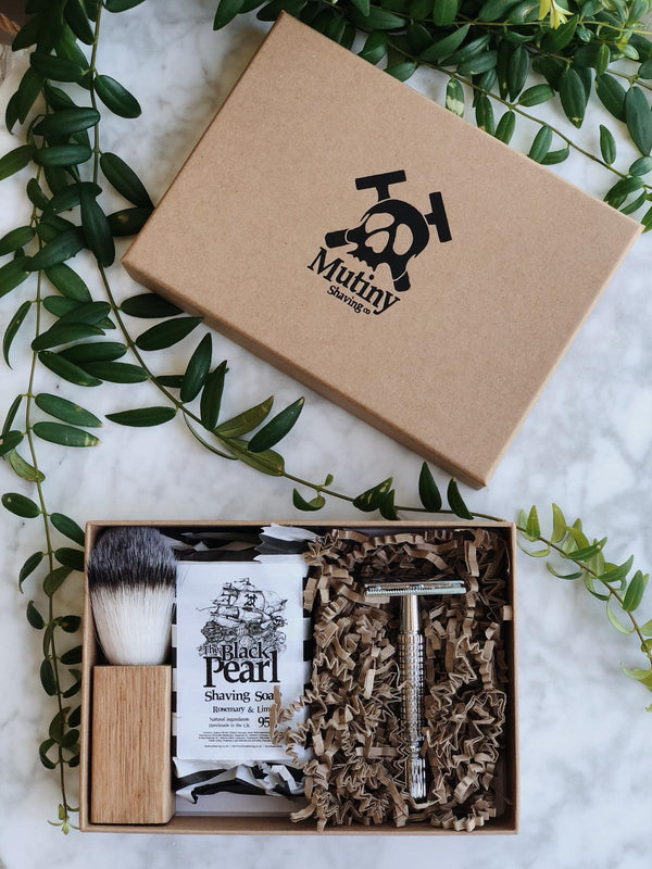 Plastic Free Shaving Kit - The Clean Market