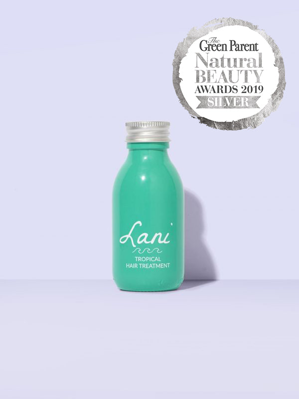 Tropical Hair Treatment, Lani, The Clean Market