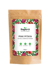 Pink Pitaya Powder, Super U, The Clean Market