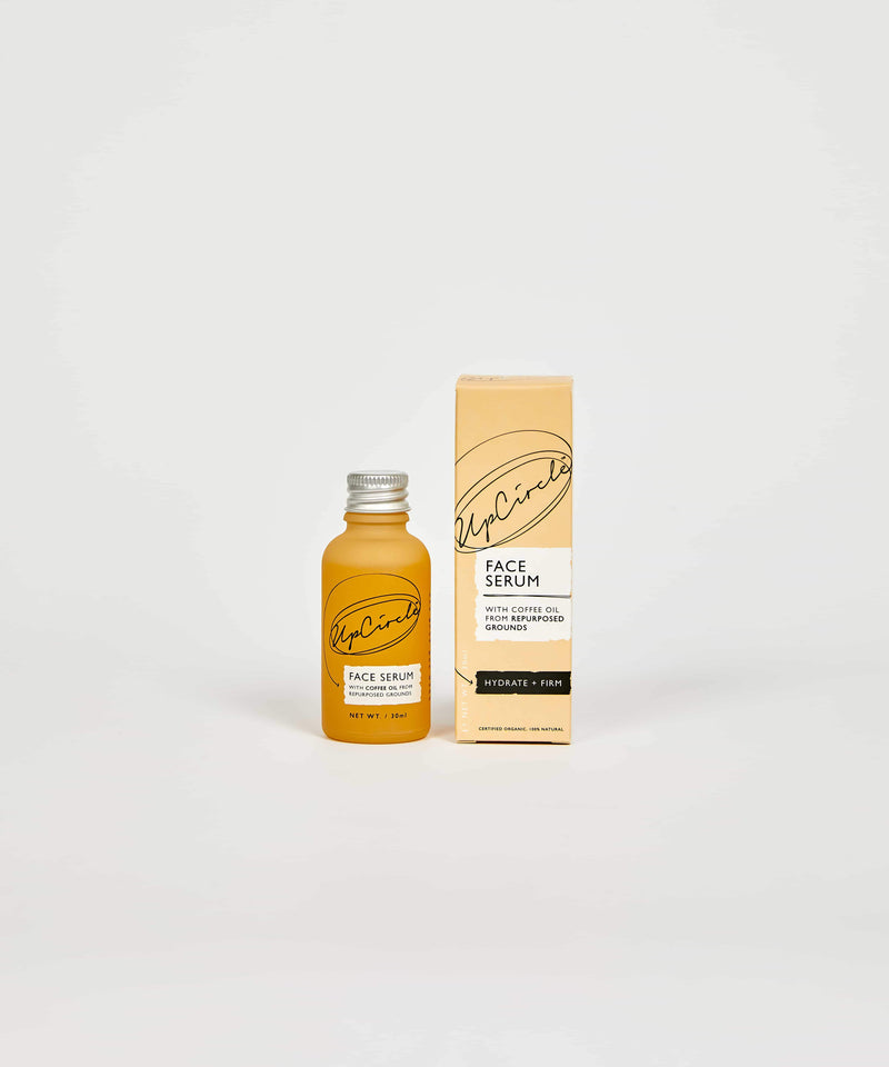 Organic Face Serum - Coffee Oil, Upcircle, The Clean Market