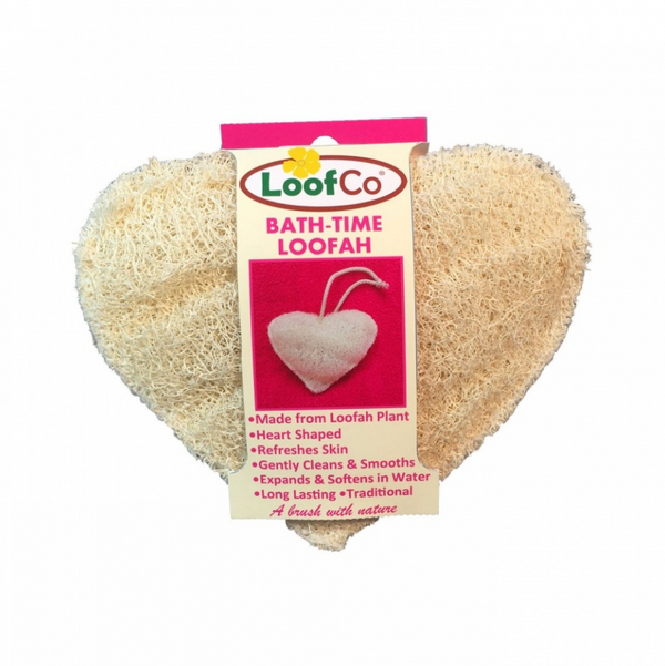 Natural Loofah Bath Sponge, bath sponge, Ecoliving, - The Clean Market
