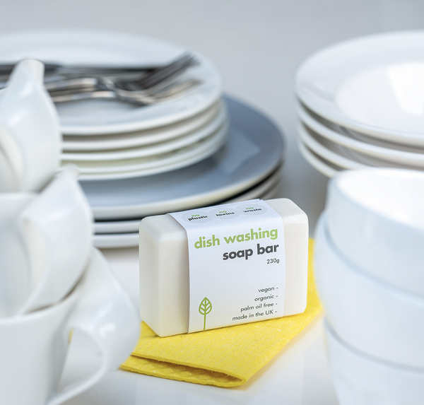 Washing Up Soap Bar - The Clean Market