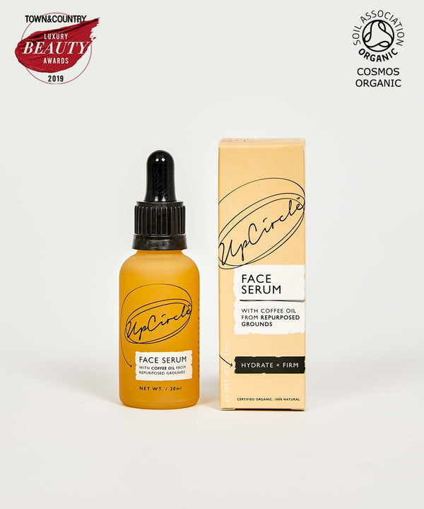 Organic Face Serum - Coffee Oil