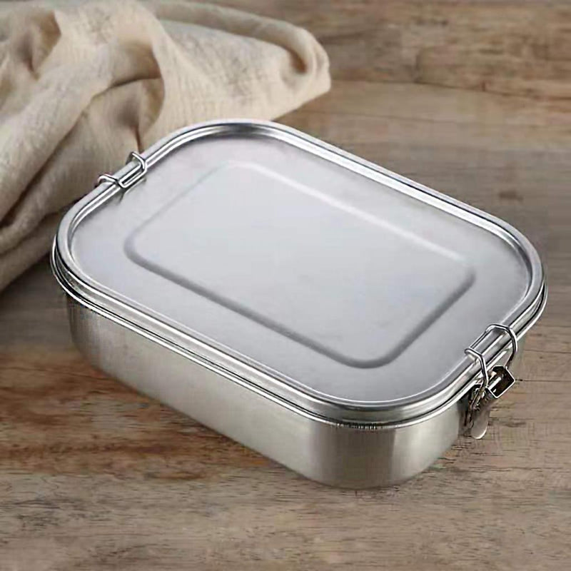 Stainless Steel Lunchbox, The Clean Market LDN, The Clean Market