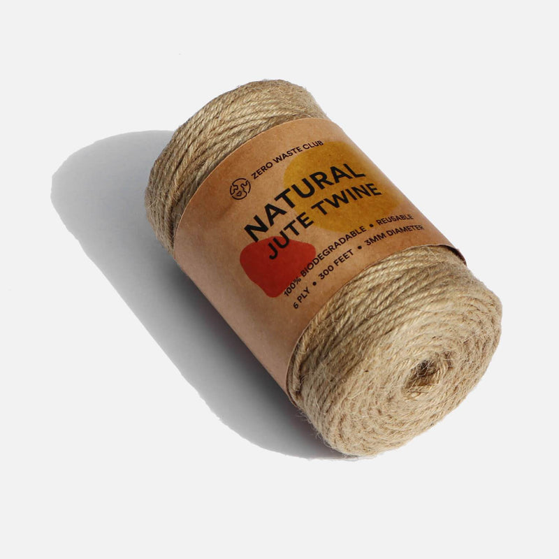 Natural Jute Twine, Zero Waste Club, The Clean Market
