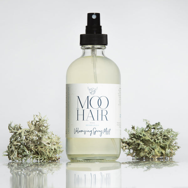 Volumising Spray Mist, Moo Hair, The Clean Market