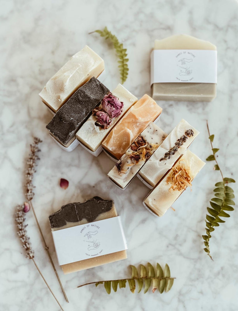 Natural Luxury Soap - Sandalwood, Soap, Hands of Nature, - The Clean Market