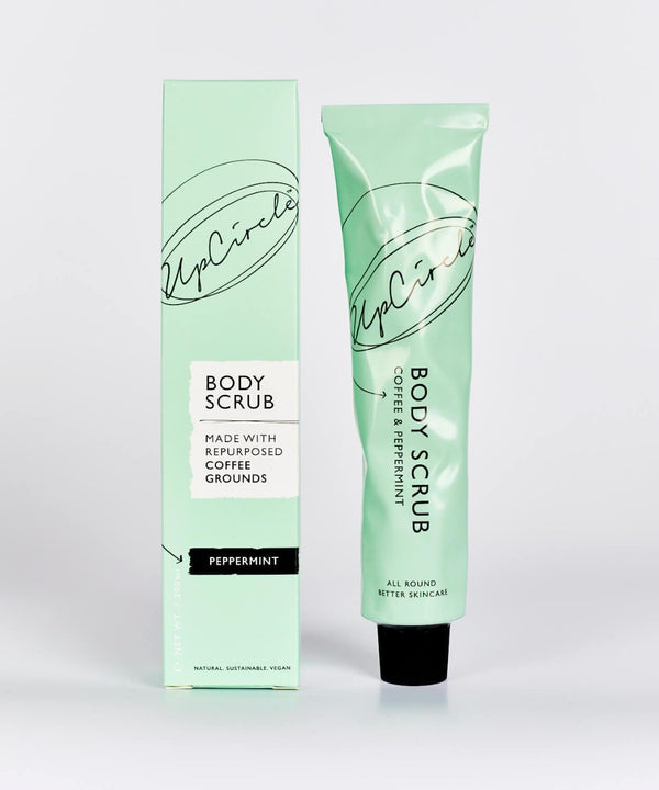 Body Scrub - Peppermint, Body Scrub, Upcircle, - The Clean Market