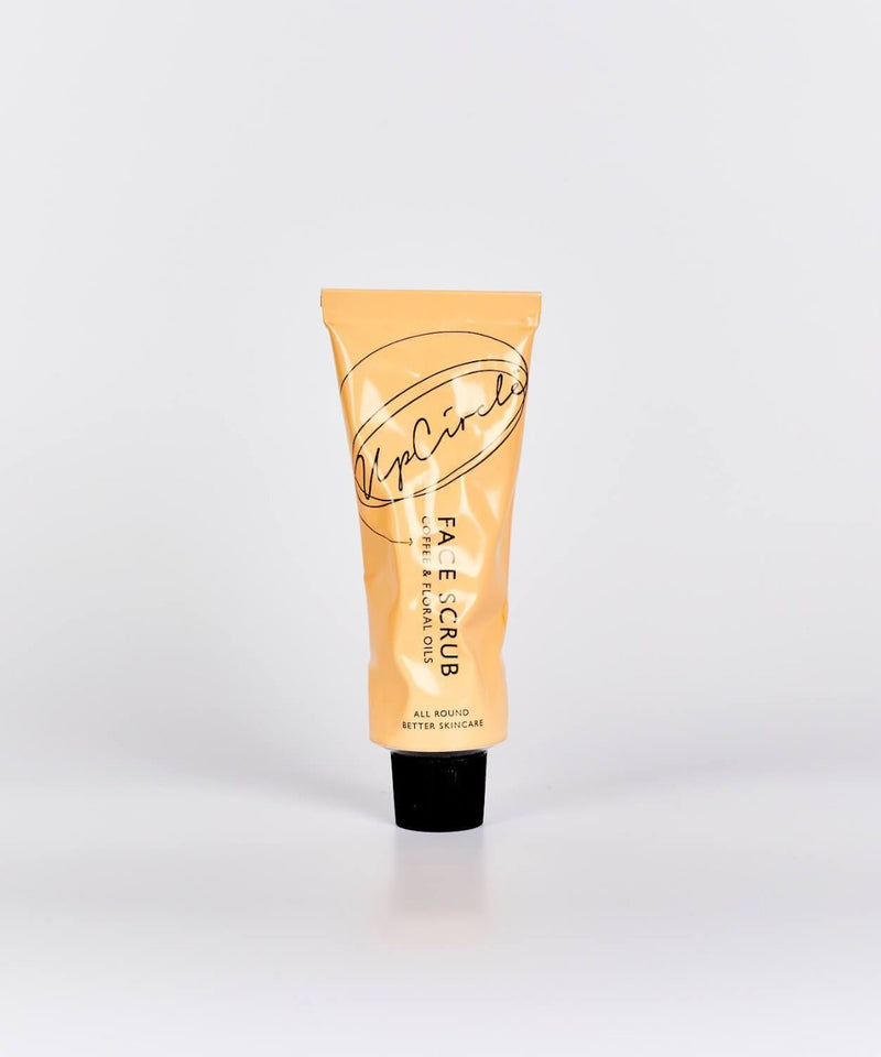 Face Scrub - Floral Blend, face scrub, Upcircle, - The Clean Market