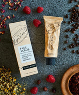 Face Scrub - Floral Blend, Upcircle, The Clean Market