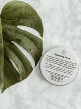 Balancing Salt Scrub - Lavender & Rosemary, Face Care, Wild Sage + Co, - The Clean Market