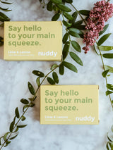 Pure Body Soap - Lemon & Lime, Nuddy, The Clean Market