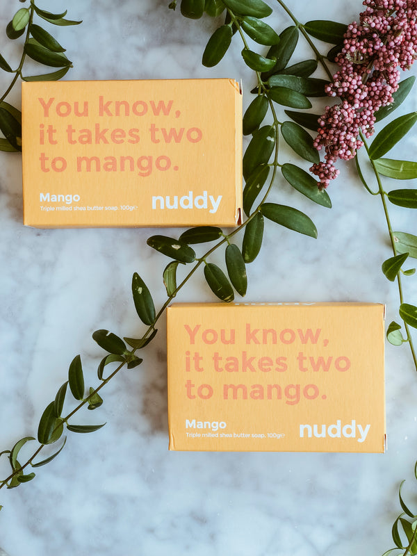 Pure Body Soap - Mango - The Clean Market