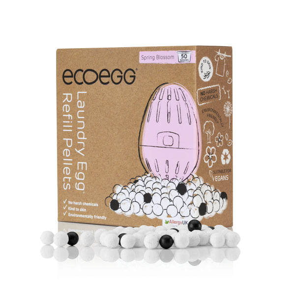 Laundry Egg Refill - Spring Blossom, Ecoegg, The Clean Market