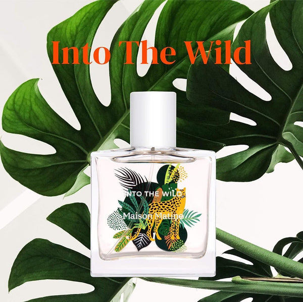 Into the Wild - Eau De Parfum 50ml, Maison Matine, The Clean Market
