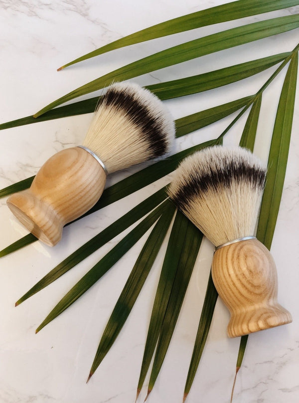 Vegan Shaving Brush - The Clean Market