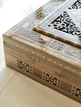 Handmade Luxury Engraved Royal Box, The Clean Market, The Clean Market