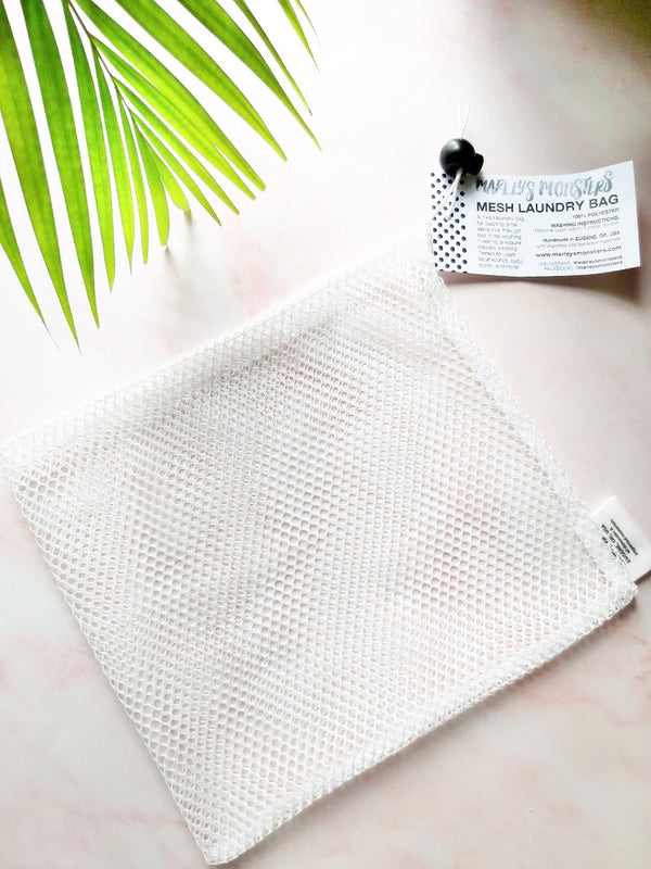Mesh Laundry Bag - Small, Marley's Monsters, The Clean Market
