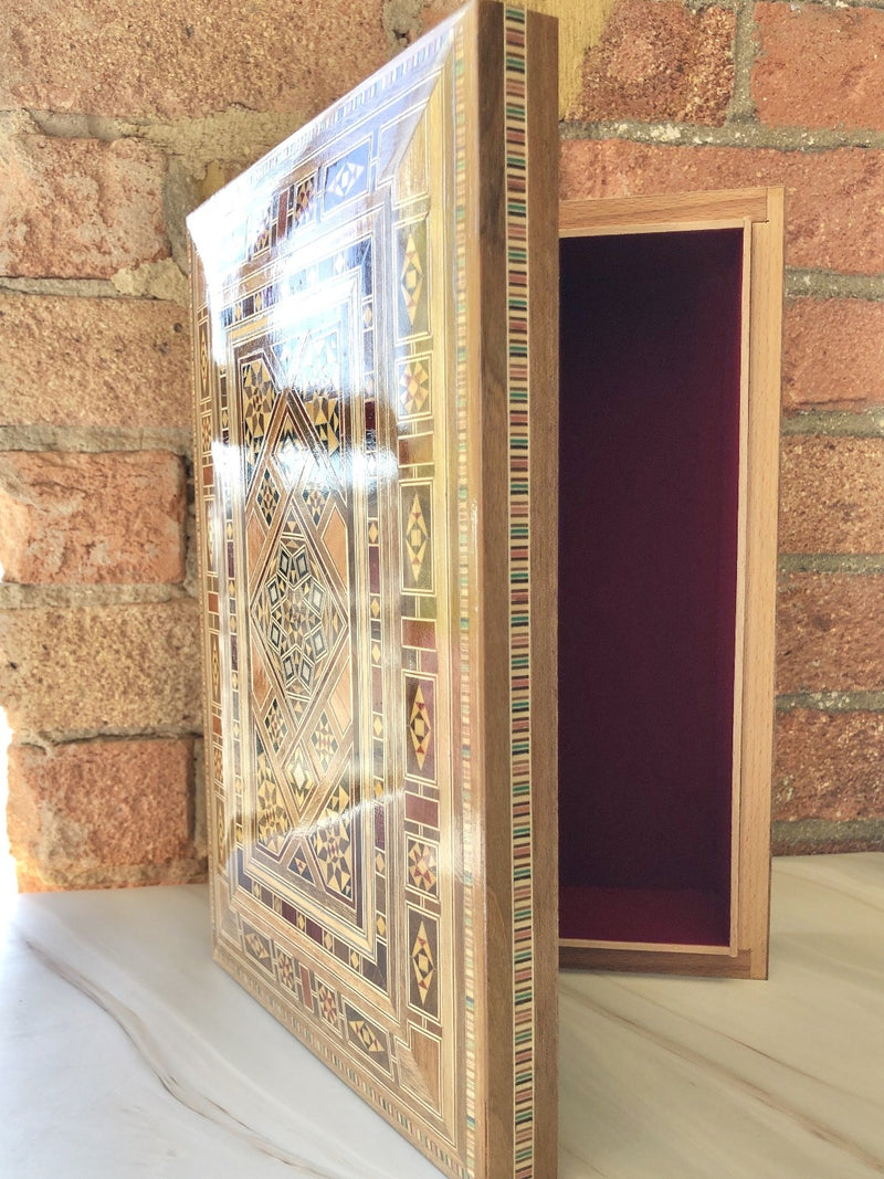 Handmade Luxury Arabian Sand Box, box, The Clean Market, - The Clean Market