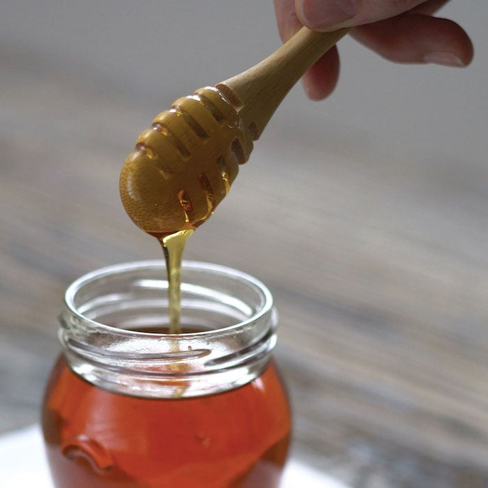 Organic Bamboo Honey Dipper, Green Pioneer, The Clean Market