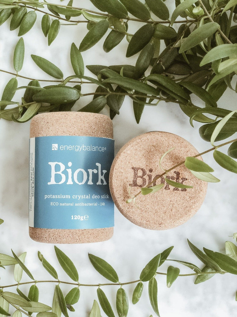 BIORK Natural Deodorant Stick, Deodorant, EnergyBalance, - The Clean Market