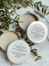 Vegan Shaving Soap - Lavender & Cedarwood, shaving soap, Wild Sage + Co, - The Clean Market
