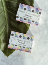 Handmade Natural Soap - Patchouli, The Clovelly Soap Company, The Clean Market