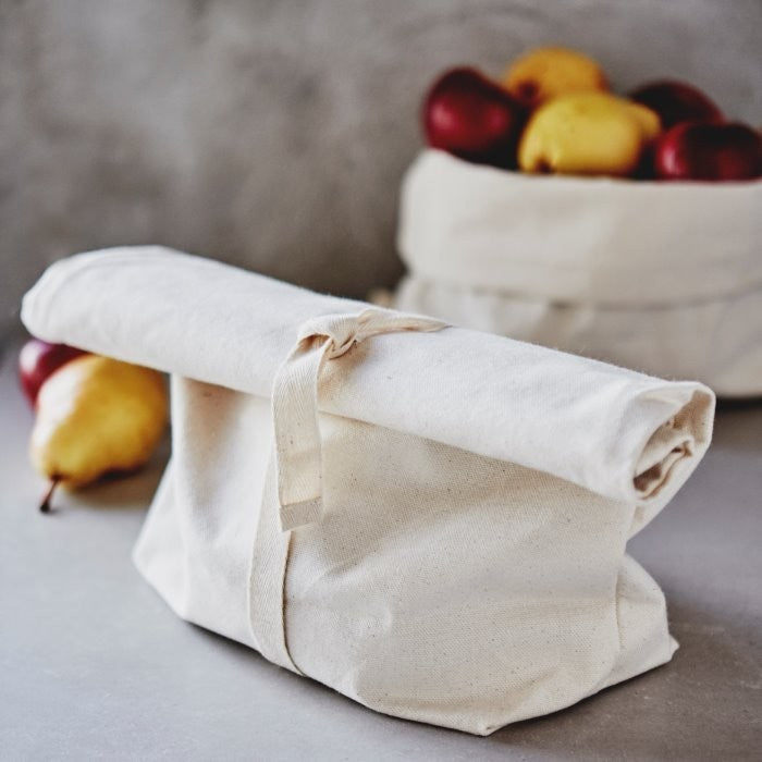 Cotton Bread Bag, Green Pioneer, The Clean Market