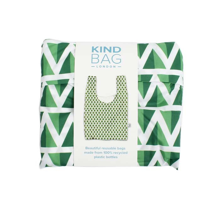 Reusable Shopping Bag - Mint, Green Pioneer, The Clean Market