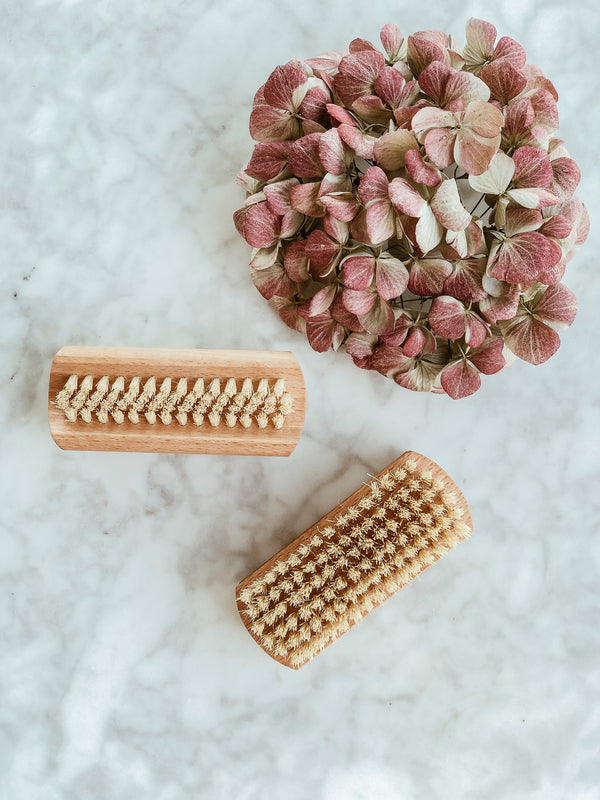Plastic Free Natural Nailbrush - The Clean Market
