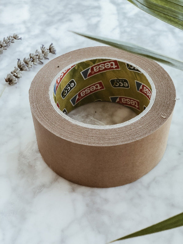 Paper Based Eco-Tape, Ecoliving, The Clean Market