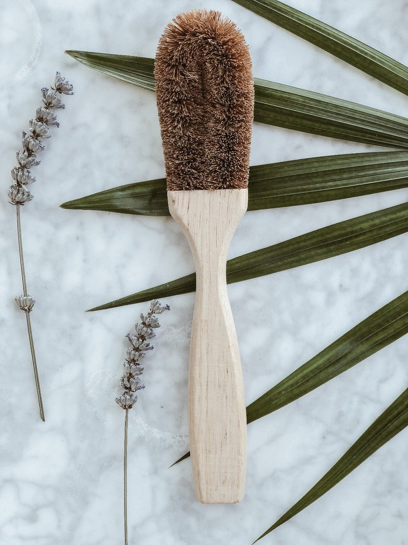 Coconut Dish Brush, Ecoliving, The Clean Market