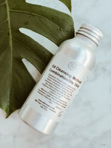 Oil Cleansing Method - Combination & Dry skin, Face Care, Wild Sage + Co, - The Clean Market
