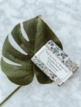 Handmade Natural Soap - Lavender, Frankincense & Patchouli, Soap, The Clovelly Soap Company, - The Clean Market