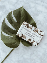Handmade Natural Soap - Sandalwood & Bergamot, The Clovelly Soap Company, The Clean Market